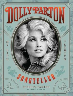 Dolly Parton, Songteller: My Life in Lyrics-cover