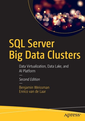 SQL Server Big Data Clusters: Data Virtualization, Data Lake, and AI Platform-cover