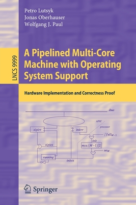 A Pipelined Multi-Core Machine with Operating System Support: Hardware Implementation and Correctness Proof-cover