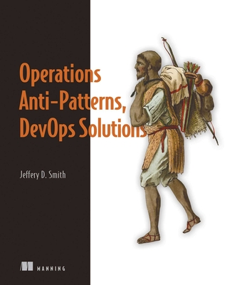 Operations Anti-Patterns, Devops Solutions-cover