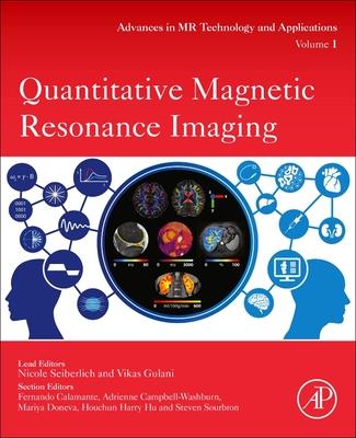 Quantitative Magnetic Resonance Imaging, Volume 1-cover