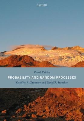 Probability and Random Processes, 4/e (Paperback)-cover