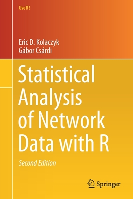 Statistical Analysis of Network Data with R-cover