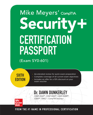 Mike Meyers' Comptia Security+ Certification Passport, Sixth Edition (Exam Sy0-601)-cover