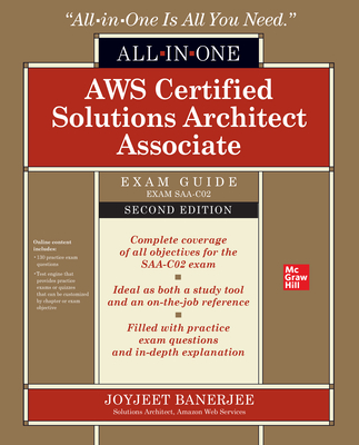 Aws Certified Solutions Architect Associate All-In-One Exam Guide, Second Edition (Exam Saa-C02)-cover