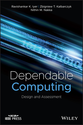 Dependable Computing: Design and Assessment(Hardcover)-cover