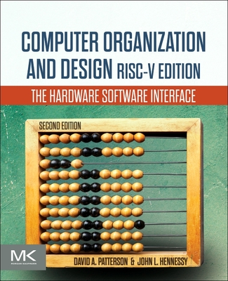 Computer Organization and Design Risc-V Edition: The Hardware Software Interface, 2/e (Paperback)-cover