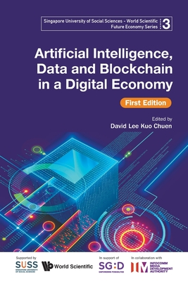 Artificial Intelligence, Data and Blockchain in a Digital Economy, First Edition-cover
