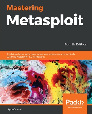 Mastering Metasploit, Fourth Edition-cover