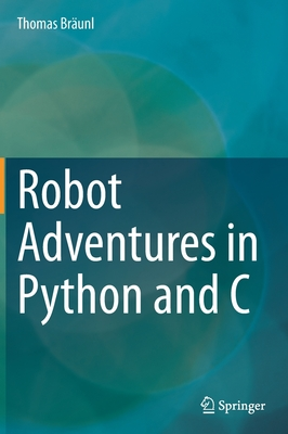 Robot Adventures in Python and C-cover