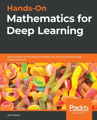 Hands-On Mathematics for Deep Learning-cover