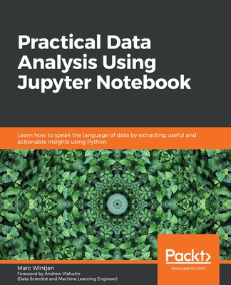 Practical Data Analysis using Jupyter Notebook-cover