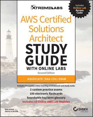 Aws Certified Solutions Architect Study Guide with Online Labs: Associate (Saa-C01) Exam-cover