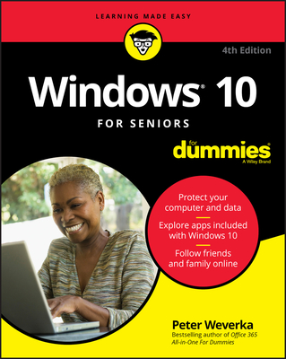 Windows 10 for Seniors for Dummies-cover