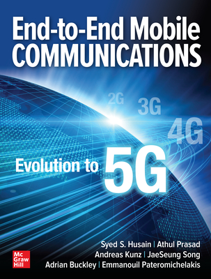 End-To-End Mobile Communications: Evolution to 5g-cover