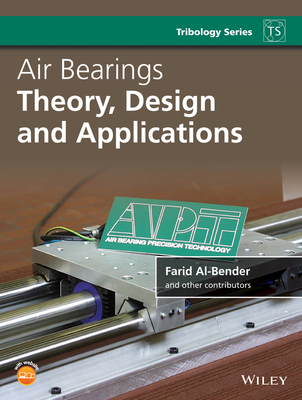 Air Bearings: Theory, Design and Applications-cover