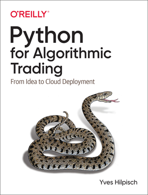 Python for Algorithmic Trading: From Idea to Cloud Deployment-cover