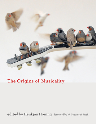 The Origins of Musicality-cover