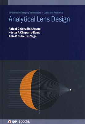 Analytical Lens Design-cover