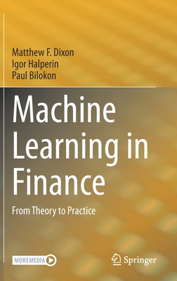 Machine Learning in Finance: From Theory to Practice-cover