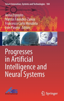Progresses in Artificial Intelligence and Neural Systems-cover