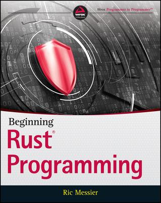 Beginning Rust Programming-cover