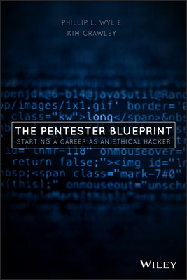 The Pentester Blueprint: Starting a Career as an Ethical Hacker-cover