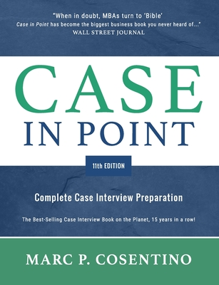 Case in Point 11: Complete Case Interview Preparation-cover
