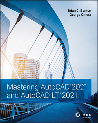 Mastering AutoCAD 2021 and AutoCAD LT 2021-cover