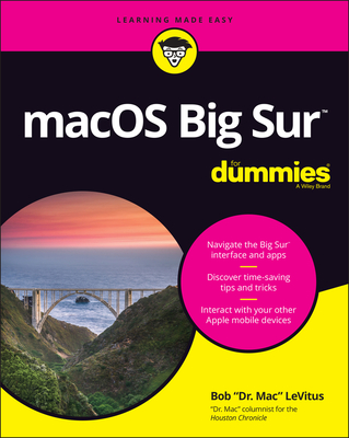 Macos Big Sur for Dummies-cover