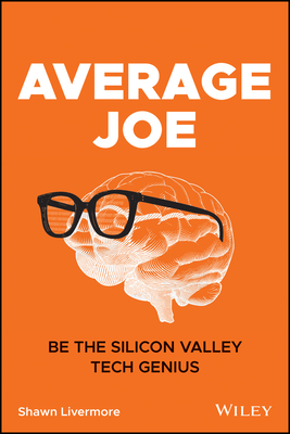 Average Joe: Be the Silicon Valley Tech Genius-cover