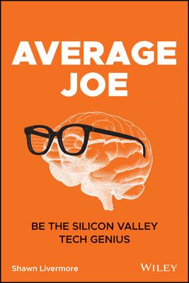 Average Joe: Be the Silicon Valley Tech Genius-cover