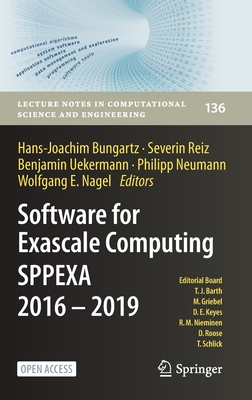 Software for Exascale Computing - Sppexa 2016-2019-cover