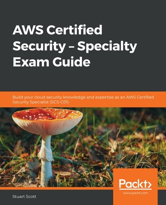 AWS Certified Security - Specialty Exam Guide-cover