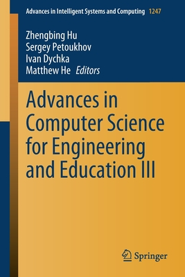 Advances in Computer Science for Engineering and Education III-cover