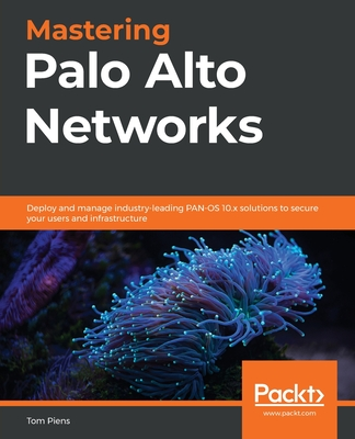Mastering Palo Alto Networks-cover