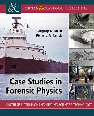 Case Studies in Forensic Physics-cover