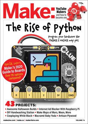 Make: Volume 74: Annual Boards Guide 2020-cover