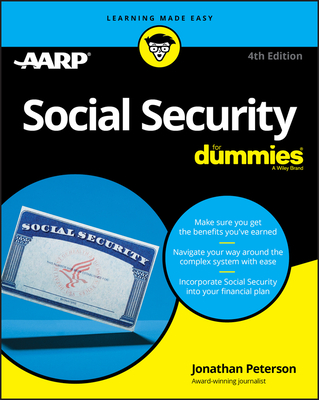 Social Security for Dummies-cover