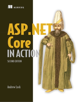 ASP.NET Core in Action, Second Edition-cover
