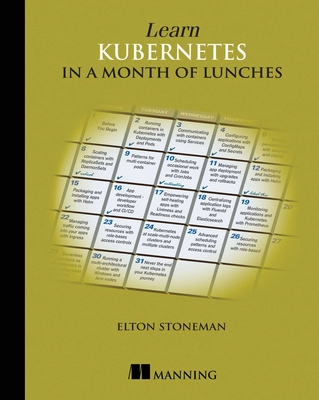 Learn Kubernetes in a Month of Lunches-cover