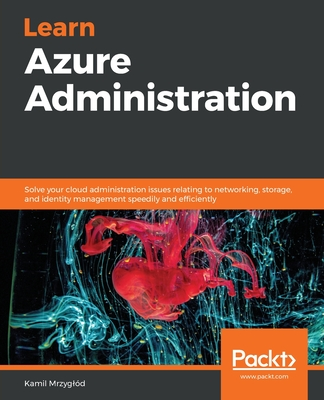 Learn Azure Administration-cover