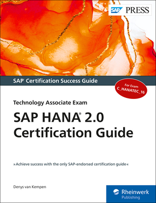 SAP Hana 2.0 Certification Guide: Technology Associate Exam-cover