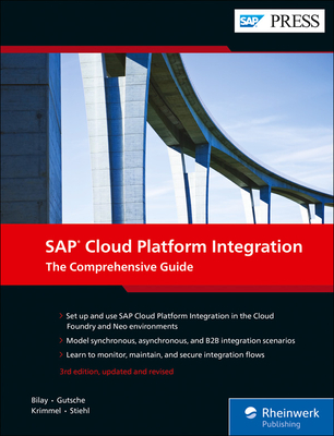SAP Cloud Platform Integration: The Comprehensive Guide-cover