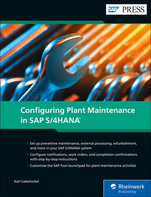 Configuring Plant Maintenance in SAP S/4hana-cover