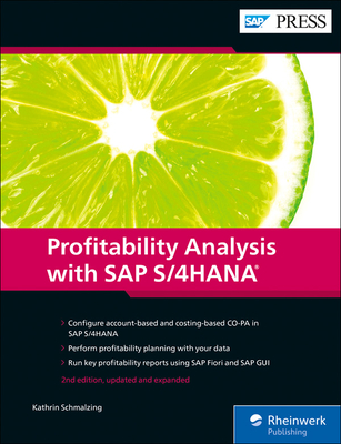Profitability Analysis with SAP S/4hana-cover