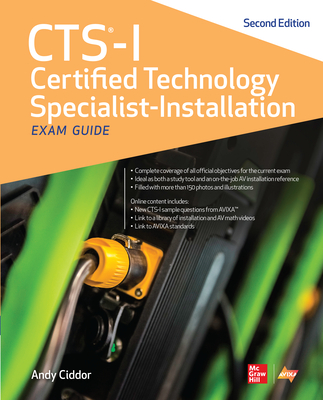 Cts-I Certified Technology Specialist-Installation Exam Guide, Second Edition-cover