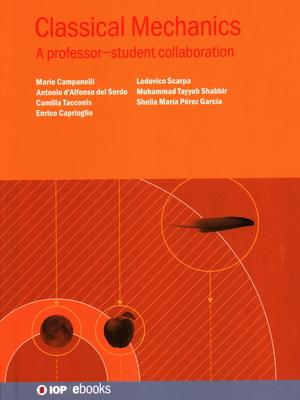 Classical Mechanics-cover