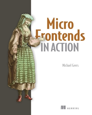 Micro Frontends in Action-cover