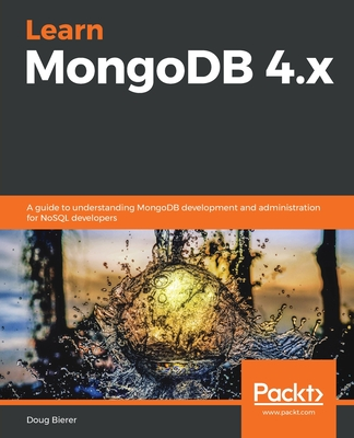 Learn MongoDB 4.x-cover